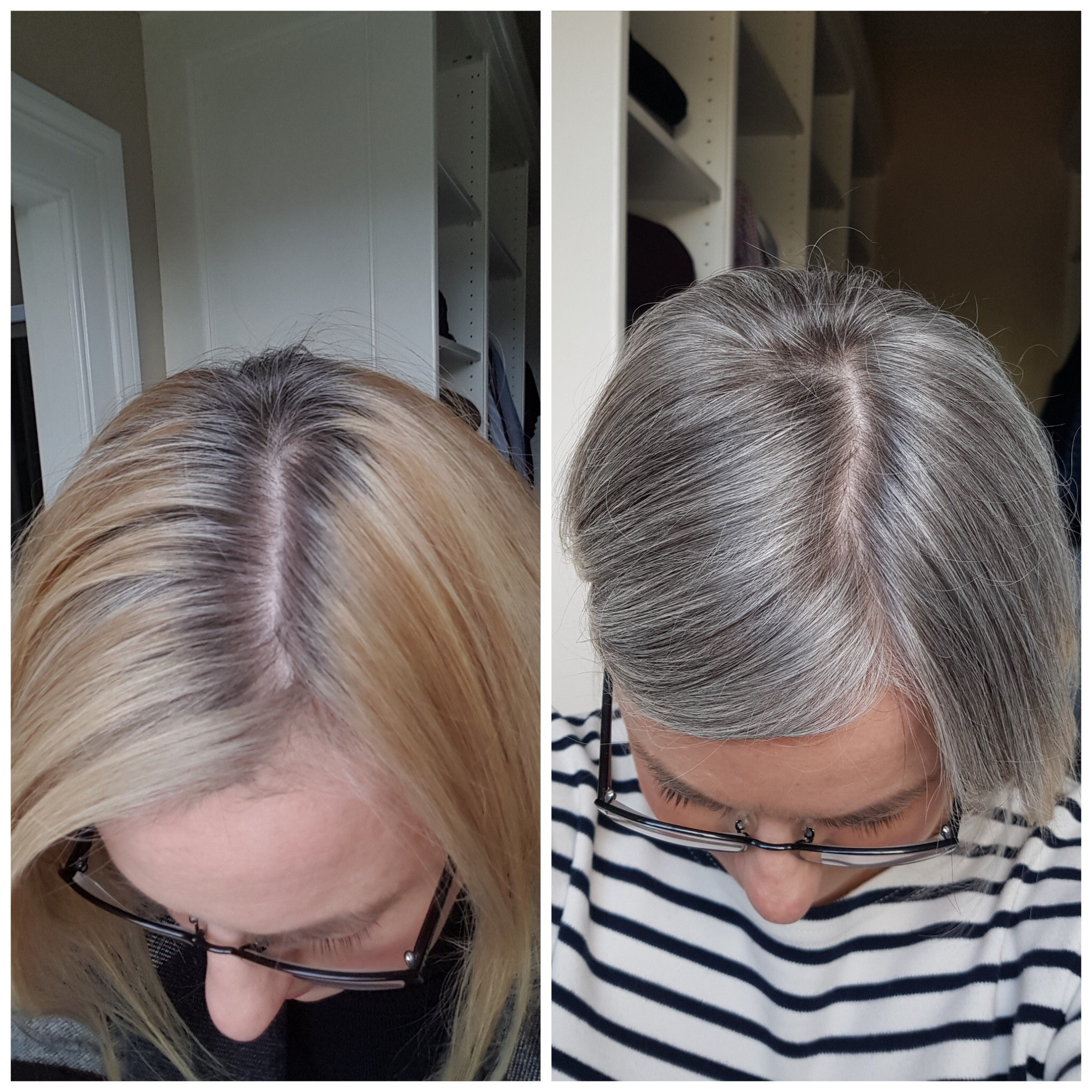 Meet Your Silver Sisters Kelly Embrace The Grey Collective